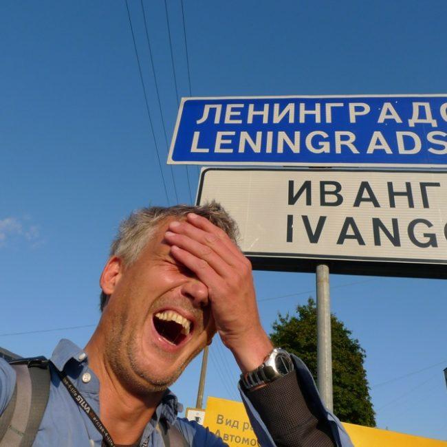 Arrivo San Pietroburgo: Markus Zohner, La riscoperta dell'antica Via dell'ambra