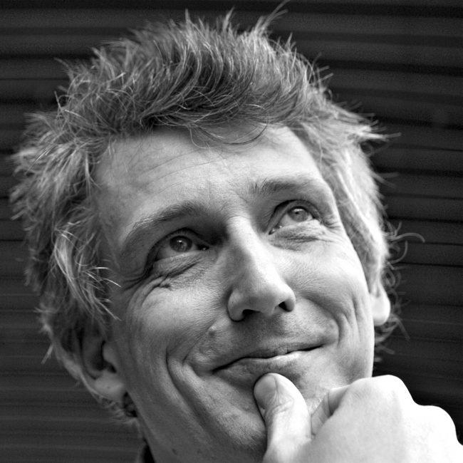 Markus Zohner, actor, theatre director, © Copyright Photo: Christophe Quirion