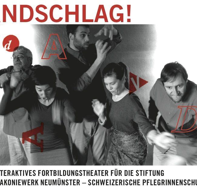 Deckblatt Karte HANDSCHLAG