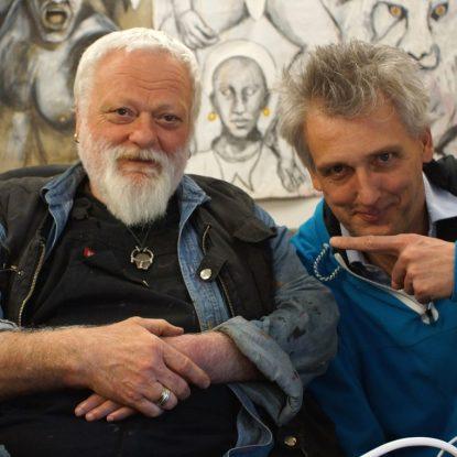 Nando Snozzi e Markus Zohner, PETRUSKA - The Sense of Life, progetto radiofonico