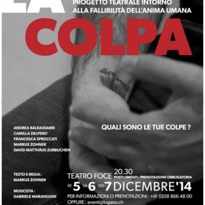 LA COLPA 15 novembre 2014