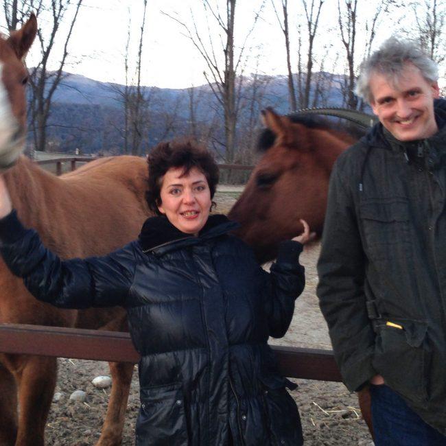 Anna Maspero, Markus Zohner, Radio Petruska The sense of Life