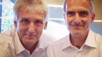 Markus Zohner e Lorenzo Magrassi - Markus Zohner Arts Company